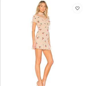 619327f73d74 NBD Dresses | Nwts Cherry Pie Mini Xs | Poshmark